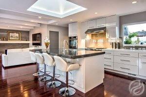 Custom Lasuen Door Style Greenfield Kitchen Cabinets in Scottsdale AZ