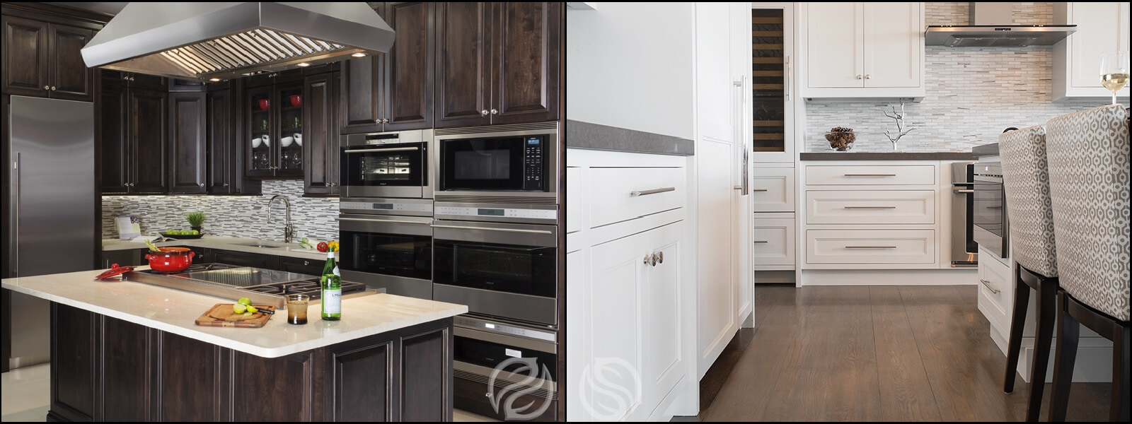 inset door style kitchen cabinets in Scottsdale
