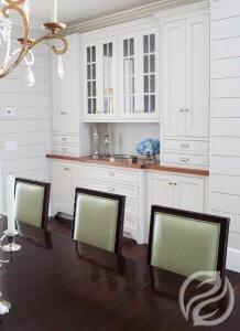White Inset Door Style Kitchen Cabinets in Scottsdale AZ Dalton 275A