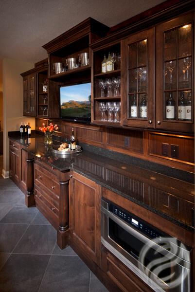 Kitchen Cabinets Scottsdale AZ Inset Door Style