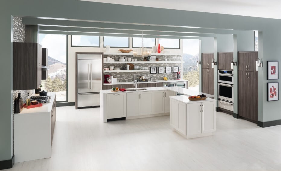 Ultracraft Kitchen Cabinets in Scottsdale AZ
