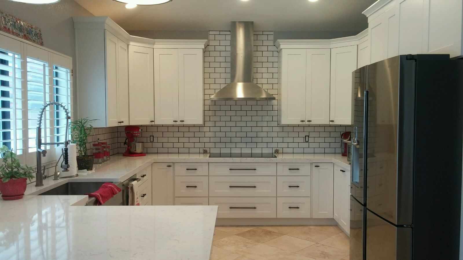 Kitchen Cabinet Remodeling Showroom in Scottsdale AZ