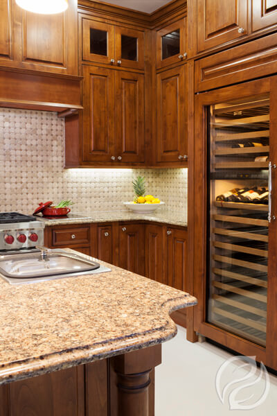 Greenfield Kitchen Cabinet Remodeling Showroom in Paradise Valley AZ
