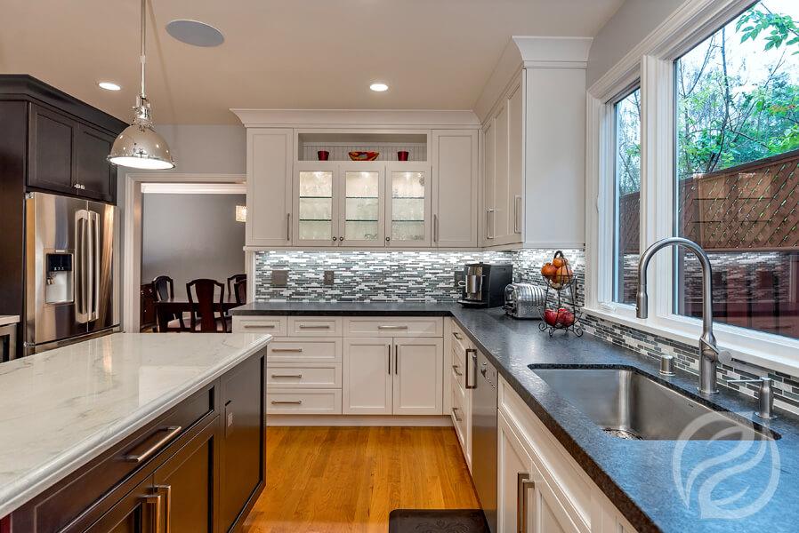 Kitchen Cabinets U0026 Countertops Remodeling Contractor Showroom ...