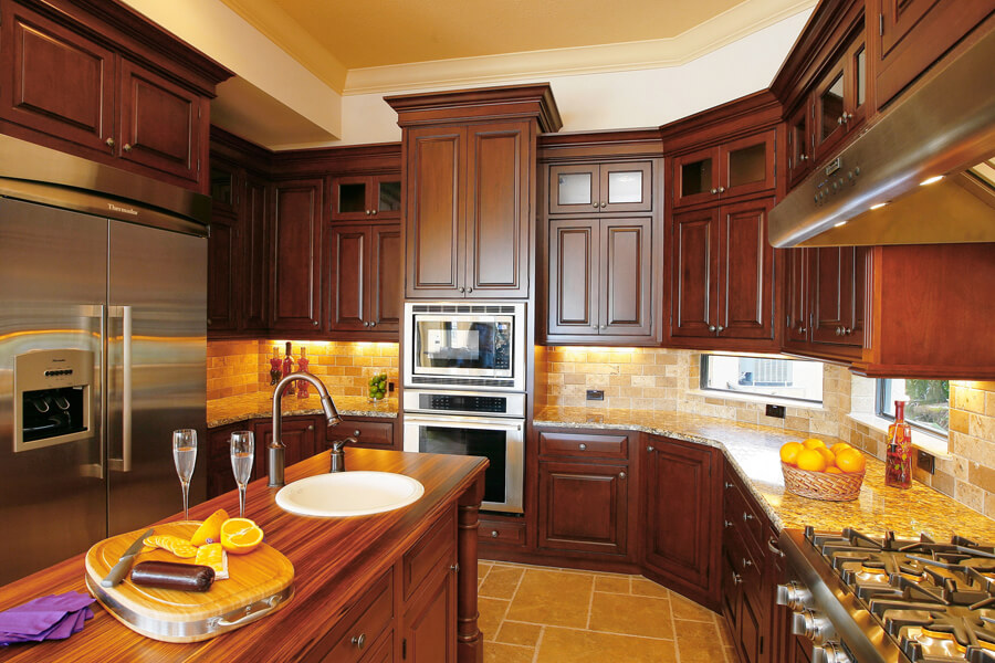 Greenfield Kitchen Cabinetry Showroom In Fountain Hills, AZ