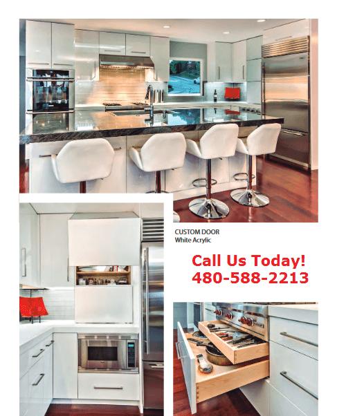 Kitchen Cabinets Scottsdale Az: Kitchen Cabinet Remodeling Showroom In Fountain Hills AZ