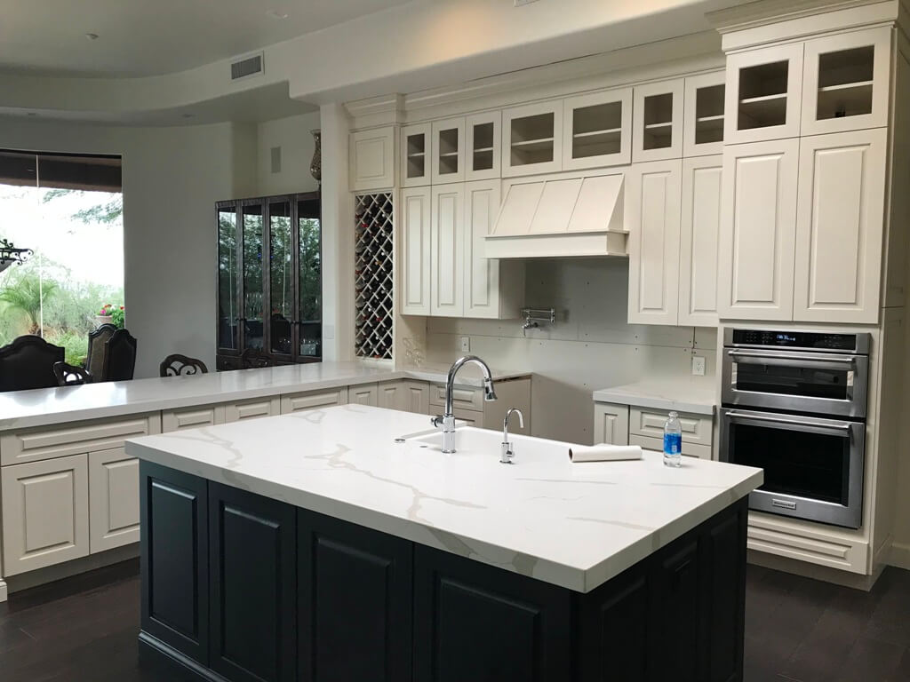 Free Custom Kitchen Designs Scottsdale Cabinet & Stone