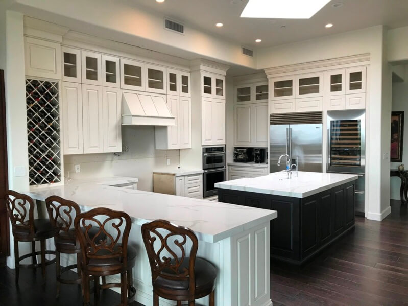 Free Custom Kitchen Designs Scottsdale Cabinet U0026 Stone