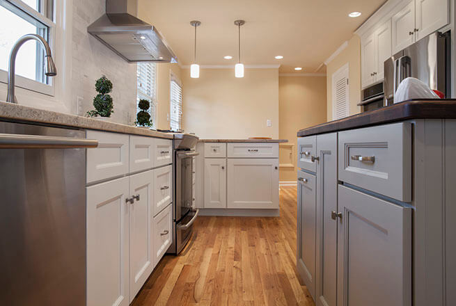 Kitchen remodeling contractor | Cabinet & Stone - Part 2
