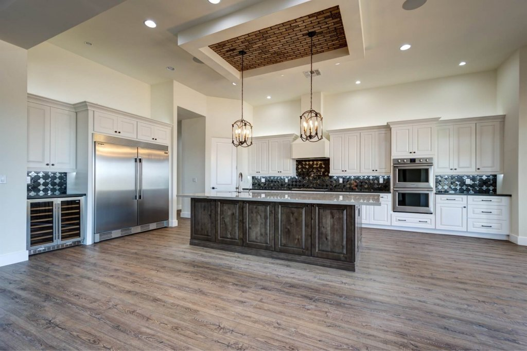Gourmet Kitchen Designs Cabinets & Stone Cave Creek AZ