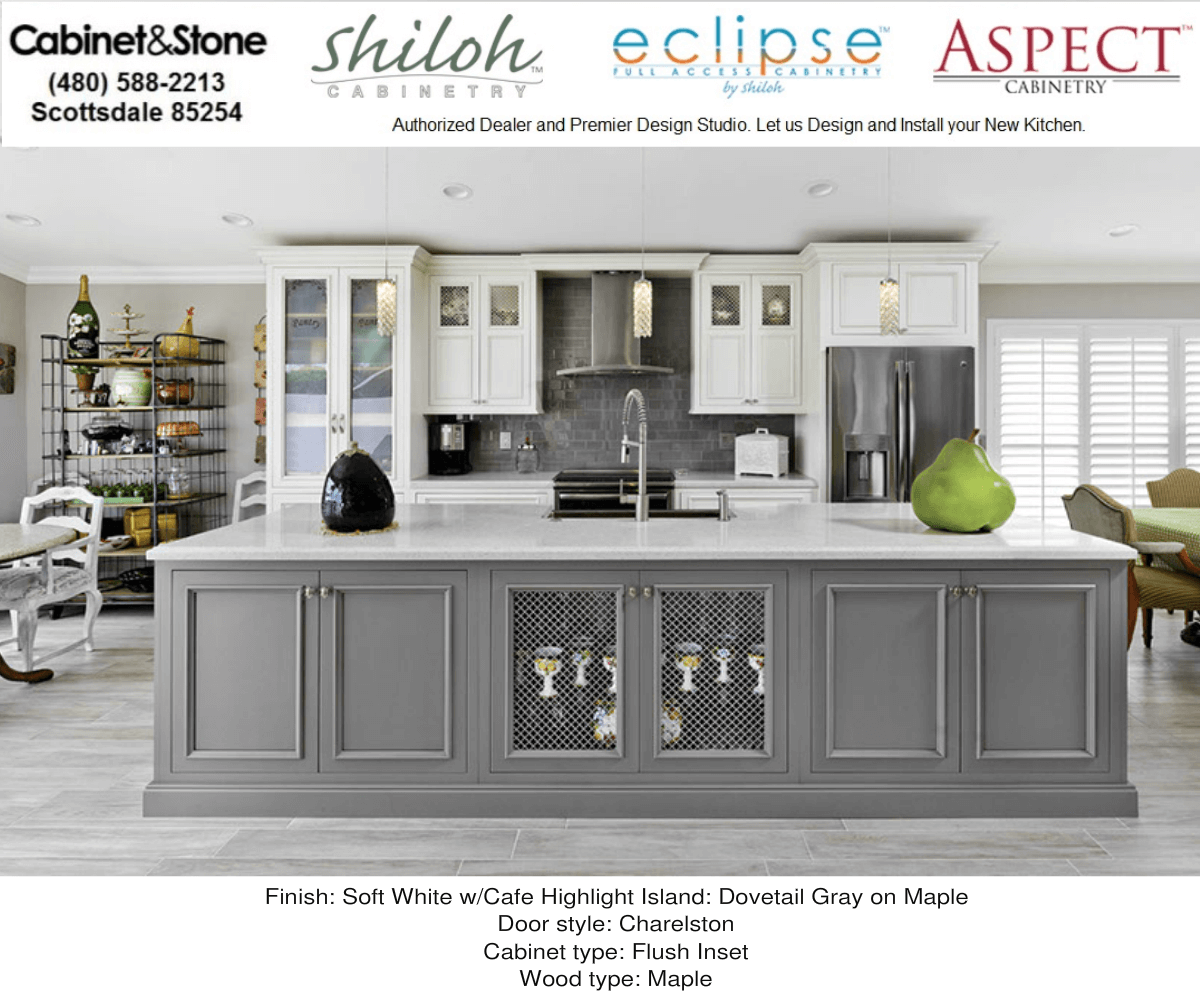 Top Rated Shiloh Kitchen Cabinetry Dealer Showroom In