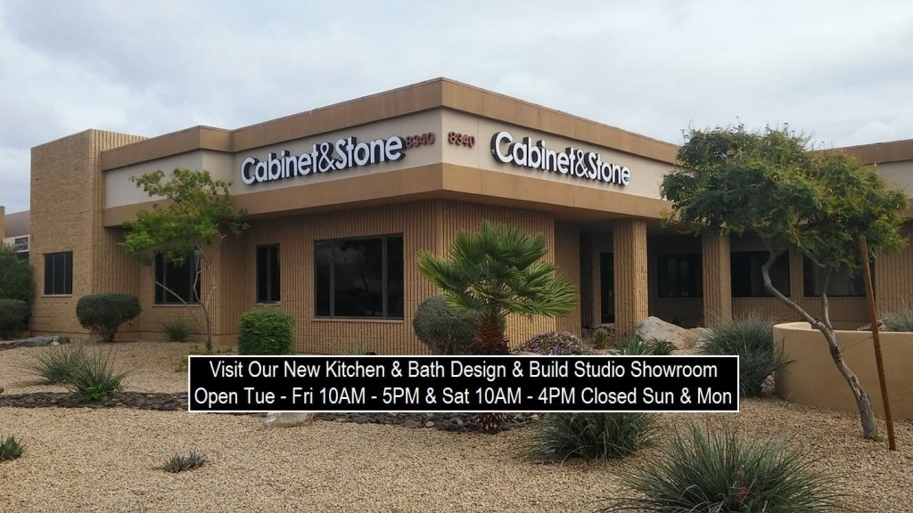 Cabinet & Stone Kitchen & Bath Showroom Scottsdale