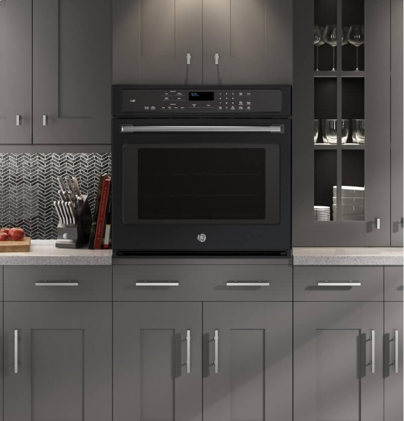 Shaker Door Style Kitchen Cabinets Countertops Remodeling - Slate grey cabinets
