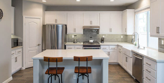 Framed Kitchen Cabinets What is the Difference Between Frameless and Framed Kitchen Cabinets?